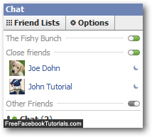 Facebook Chat Tutorials for Beginners